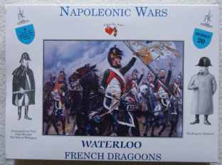A Call To Arms 1/32 CAL3220 French Dragoons 1812-1815 (Napoleonic)